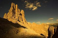 The Dolomites - Masterpieces in rock