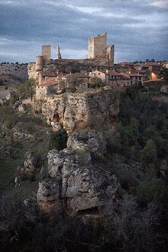 Soria is one spectacular place to visit.And if you get a chance visit Laguna Negra. Places In Spain, Places To Visit, Spain And Portugal, Travel Memories, Ancient Architecture, Culture Travel, Spain Travel, Tenerife, Beautiful Places