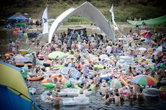 Up The Creek Music Festival, 31 January to 3 February, Swellendam