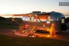 Airstream on the beach! - Peggy Sue in Rye