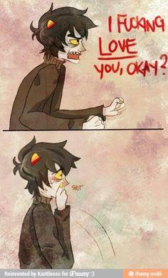 Aww...Karkat ^~^