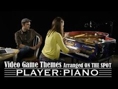Composer and pianist Sonya Belousova, with the help of filmmaker Tom Grey, creates and performs a series of custom arrangements for video game theme songs without preparation in a video by Player P...