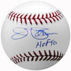 "Bob Gibson Signed Mlb Baseball W/ ""2x Cy Young"" Insc. Sports Mem, Cards & Fan Shop"