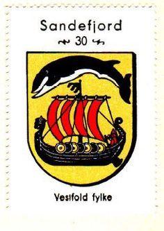 Sandefjord, Vestfold fylke