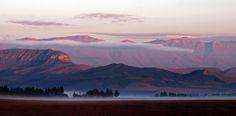 A misty view of the #Drakensberg http://www.n3gateway.com/news5/14/151/Stephen-Pryke/d,detail.htm