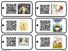 download this free qr code activity to scan and view free videos of picture books read - Toy Story Activity Center Download