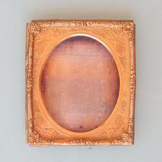 Small Copper Frame For Daguerreotype Photo Rectangle by Alveta
