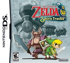 The Legend of Zelda: Spirit Tracks Good Nintendo DS Nintendo DS Video Games The Legend Of Zelda, Ds Games, Mini Games, Games To Play, Nintendo Ds, Nintendo Switch, Cartoon Network, Alone Game, Handheld Video Games