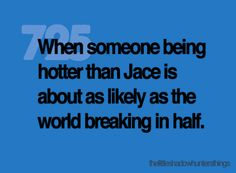 The Mortal Instruments #Jace