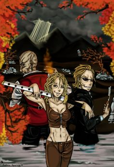 Tanith Low and Company by SophieOfAsgard.deviantart.com on @DeviantArt