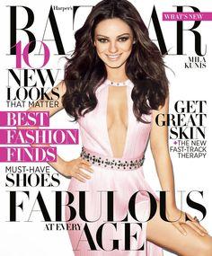 Harper's Bazaar April 2012 Cover (Harper's Bazaar)