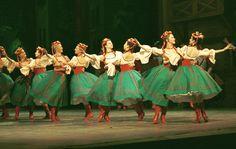 Coppélia, Moscow Festival Ballet.
