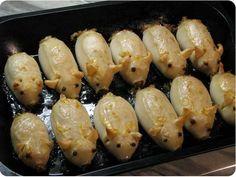 Фаршированные кальмары | Про рецептики - лучшие кулинарные рецепты для Вас!
