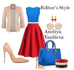 Aneliya Vasilieva Style