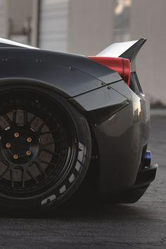 LBWorks Ferrari 458