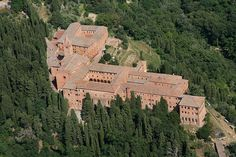 Abbazia di Monte Oliveto Maggiore (Siena)