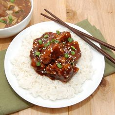 General Tso's Chicken is my husband Andrew's absolute favorite Chinese dish. In fact when Andrew and I go out to a Chinese restaurant he doesn't even have to look at the menu. He …