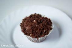 Maulwurfkuchen-Muffins