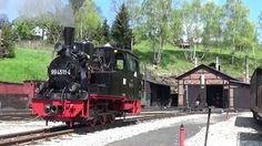 Neue Gleise in Jöhstadt