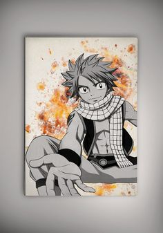 Fairy Tail - Natsu Dragneel I need this