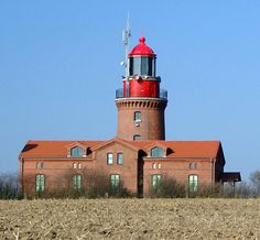 Buk Lighthouse, Bastorf, Germany