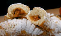 Πεντανόστιμα μηλοπιτάκια, σκέτος αφρός με τέλεια γέμιση! Sushi, Pancakes, Grains, Rice, Ethnic Recipes, Food, Apple Cakes, Pizza, Pie