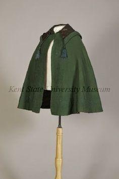 Short cape, ca. 1860