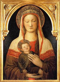 Madonna and Child - Bellini