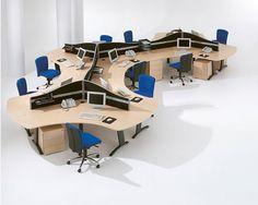 Office Design Cool Desk Space DesignOffice Interior