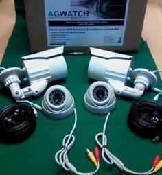 16 camera Farm Ranch Surveillance system | AgCamera
