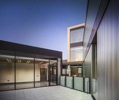 Novo Edifício do Tribunal de Almendralejo / Enrique Bardají & Asociados