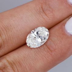 Loose Diamond For Engagement Ring Diamond by DiamondsCollection