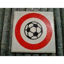 Verboden te voetballen Chicago Cubs Logo, Team Logo, Logos, Logo, Legos