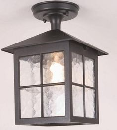 Luxury Lighting offers Elstead Lightings Winchester range of exterior lanterns. Traditional English style outdoor lanterns in a black finish made from die-cast aluminium