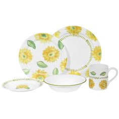 Corelle Dishes | Corelle Lifestyles 20-Piece Dinnerware Set, Service for 4, Antique ...
