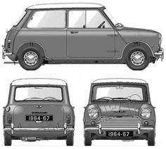 1964 Mini Cooper
