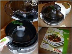 Enter to win a T-fal ActiFry Multi Cooker through A Mom's Take blog!