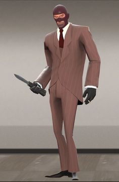 Red Spy (Team Fortress 2)