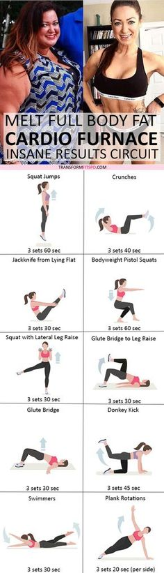 #womensworkout #workout #femalefitness Repin and share if this workout transformed your body! Click the pin for the full workout.