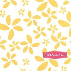 Minimalista Honeycomb Flora Yardage SKU# MNL-303