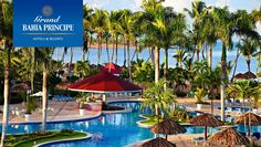 Grand Bahia Principe La Romana has been selected as one of the BookIt.com® Top Ten All-Inclusive Resorts!