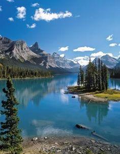 Special Guide: Neun Seen, die man in Kanada gesehen haben sollte - [GEO]