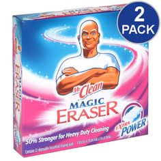 The Truth about Magic Erasers!