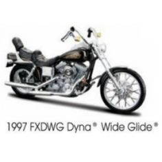 New Listing now available to order from our web site!!  H-D FXDWG Dyna Wide Glide 1997