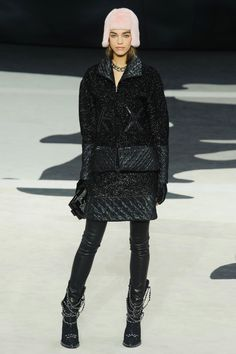 Chanel Fall 2013 RTW Collection