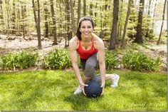 Full Body Slamball   Running Workout