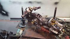 Παρουσίαση μιας μηχανής δώρο για μοτοσυκλετιστή Motorcycle Art, Sci Fi, Science Fiction