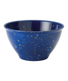Rachael Ray blue scraps bowl on Zulily.