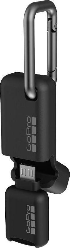 GoPro Quik Key Mobile microSD Card Reader - Micro-USB