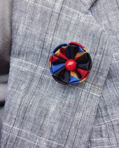 Custom Lapel Pins Men Lapel Pin Flower Lapel Pin Silk Lapel Flower Kanzashi Brooch Silk Boutonniere Colorful Boyfriend Gift For Him Husband by exquisitelapel on Etsy https://www.etsy.com/listing/244472806/custom-lapel-pins-men-lapel-pin-flower